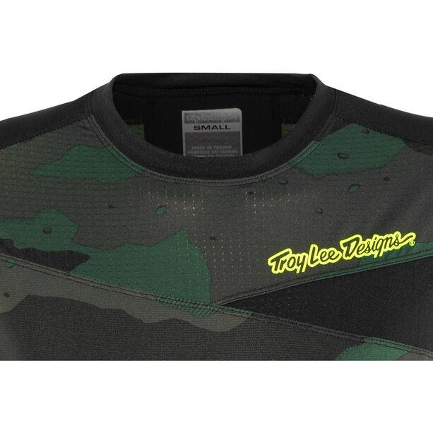 Troy Lee Designs Skyline SS Jersey Damen camo/stealth/black