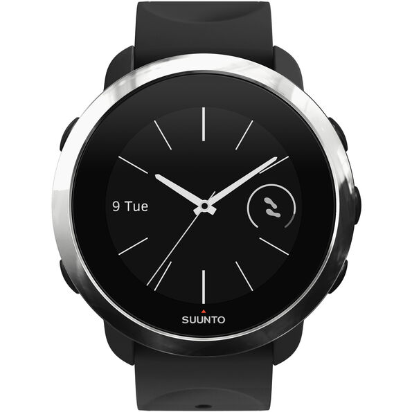 Suunto 3 Fitness Watch black