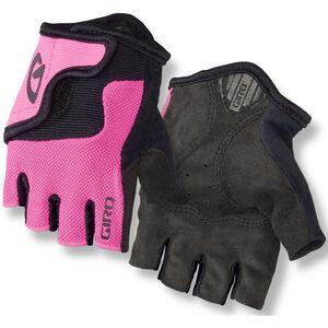 Giro Bravo Gloves Kinder bright pink bright pink