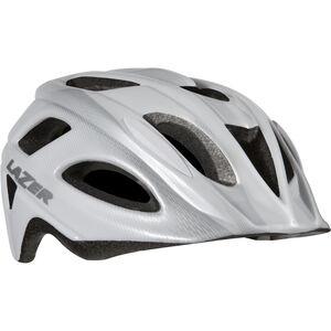Lazer Beam Helmet white white