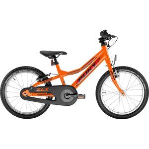 "Puky ZLX 18-1 Alu F Kinderfahrrad 18"" racing orange"