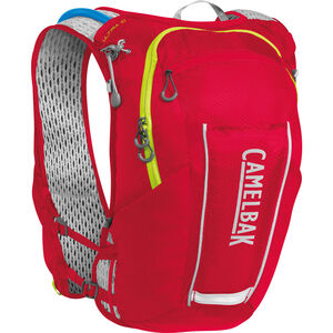 CamelBak Ultra 10 Trinkrucksack Weste crimson red/lime punch crimson red/lime punch