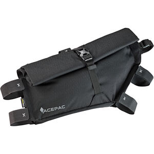 Acepac Roll Frame Bag M black black