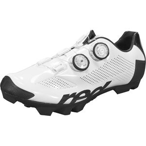 Red Cycling Products PRO Mountain I Carbon MTB Schuhe weiß weiß