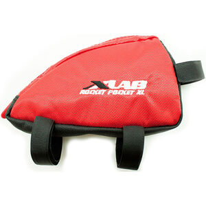 XLAB Rocket Pocket Frame Bag XL red red