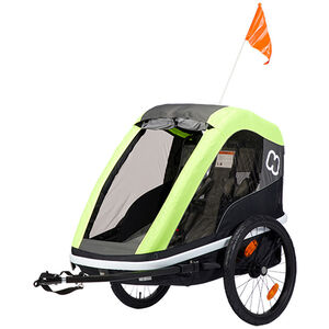 Hamax Avenida Bike Trailer lime lime