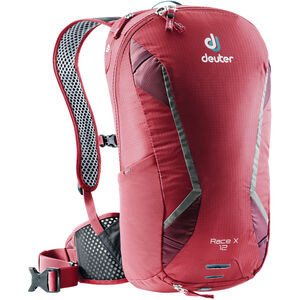 Deuter Race X Backpack 12l cranberry/maron cranberry/maron