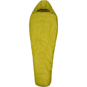 Marmot Hydrogen Sleeping Bag regular dark citron/olive dark citron/olive
