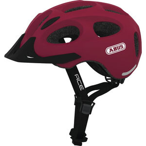 ABUS Youn-I Ace Helmet cherry red cherry red