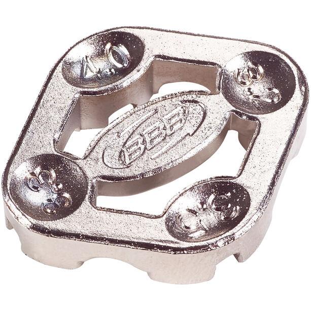 BBB BTL-15 Nippelspanner Turner silber
