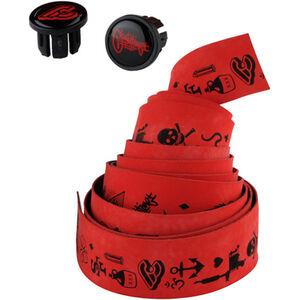 Cinelli Mike Giant Velvet Lenkerband red red