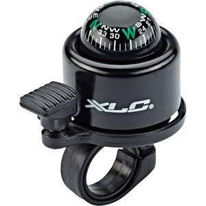XLC Miniglocke mit Kompass DD-M23 schwarz schwarz