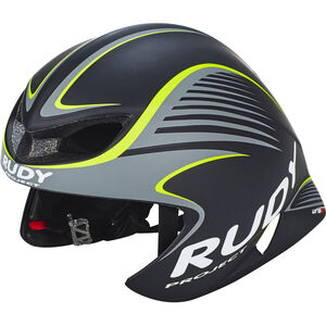 Rudy Project Wing57 Helmet black-yellow fluo matte black-yellow fluo matte