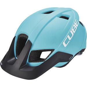 Cube CMPT Helmet iceblue'n'white bei fahrrad.de Online