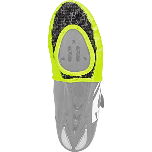 GripGrab Windproof Hi-Vis Toe Cover fluo yellow