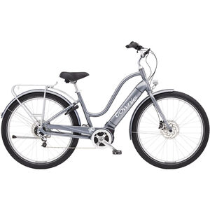 "Electra Townie Path Go! 5i 27,5"" Damen holographic holographic"