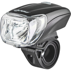 Red Cycling Products Power LED USB Front Scheinwerfer schwarz schwarz
