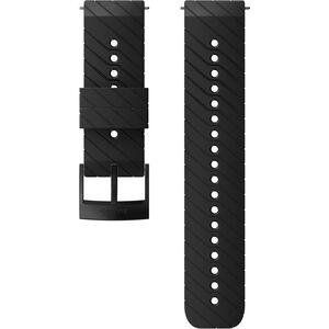 Suunto Athletic 3 Silicone Strap black/steel black/steel