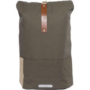 Brooks Hackney Backpack 24-30l green fleck/honey green fleck/honey