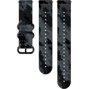 Suunto Explr 2 Textile Strap concrete/black concrete/black