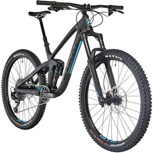 "Kona Process 153 CR 27,5"" matt charcoal/gloss black/ice blue matt charcoal/gloss black/ice blue"