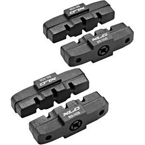 XLC BS-X06 Bremsbeläge schwarz schwarz