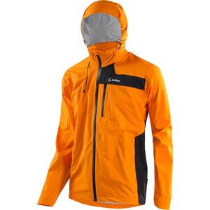 Löffler Classic WPM-3 Jacke mit Kapuze Herren orange orange