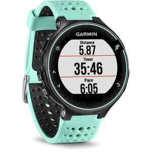 Garmin Forerunner 235 GPS Laufuhr frost blue frost blue