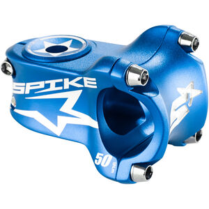 Spank Spike Race Vorbau Ø 31,8 mm shotpeen blue bei fahrrad.de Online
