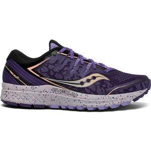 saucony Guide ISO 2 TR Schuhe Damen purple purple