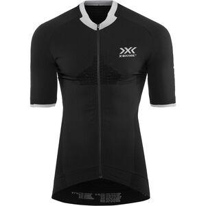 X-Bionic Invent 4.0 Bike Race Zip Jersey SH SL Herren black melange black melange
