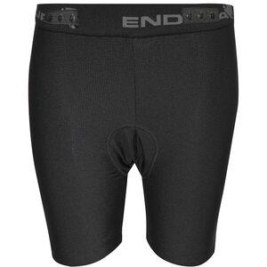 Endura Mesh C/Fast Liner Innenhose Damen schwarz schwarz