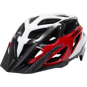 Alpina Mythos 3.0 Helmet black-white-red black-white-red