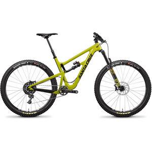 "Santa Cruz Hightower LT 1 CC XO1 29"" gloss wicklow green and black bei fahrrad.de Online"
