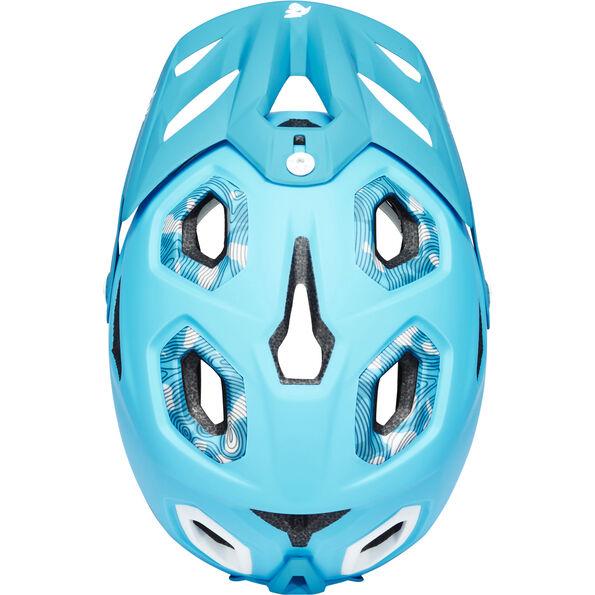 bluegrass Golden Eye Helmet cyan