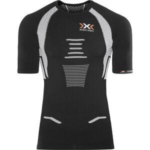 X-Bionic The Trick Running Shirt SS Men Black/White bei fahrrad.de Online