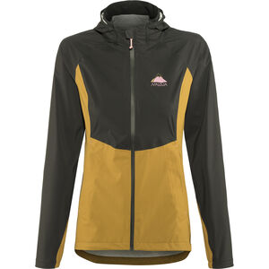 Maloja LuziM. Superlight Rain Jacket Women moonless