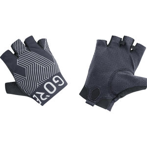 GORE WEAR C7 Short Finger Pro Gloves graphite grey/white graphite grey/white