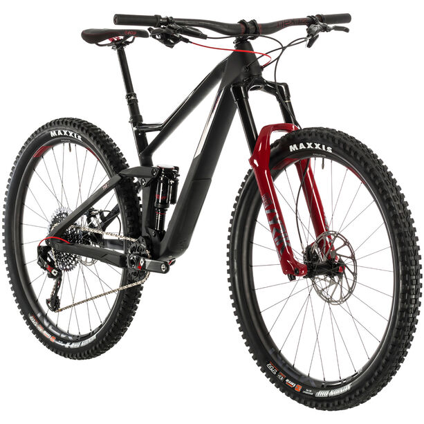 Cube Stereo 150 C:68 SLT carbon/red