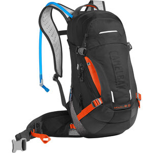 CamelBak M.U.L.E. LR 15 Rucksack black/laser orange black/laser orange