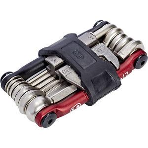 Crankbrothers Multi-17 Multitool schwarz/rot bei fahrrad.de Online