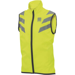 Sportful Reflex Vest Kids yellow fluo