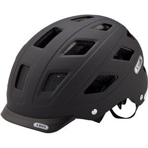 ABUS Hyban Helmet velvet black bei fahrrad.de Online