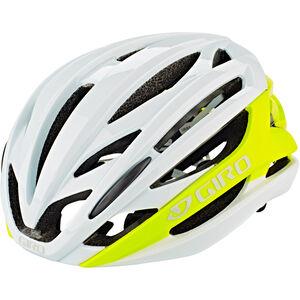 Giro Syntax Helmet matte citron/white matte citron/white