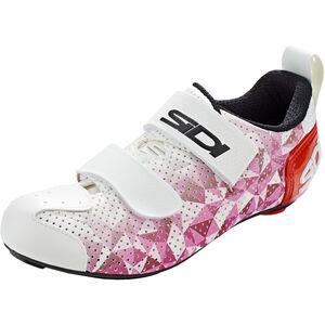 Sidi T-5 Air Schuhe Damen pink/red/white pink/red/white