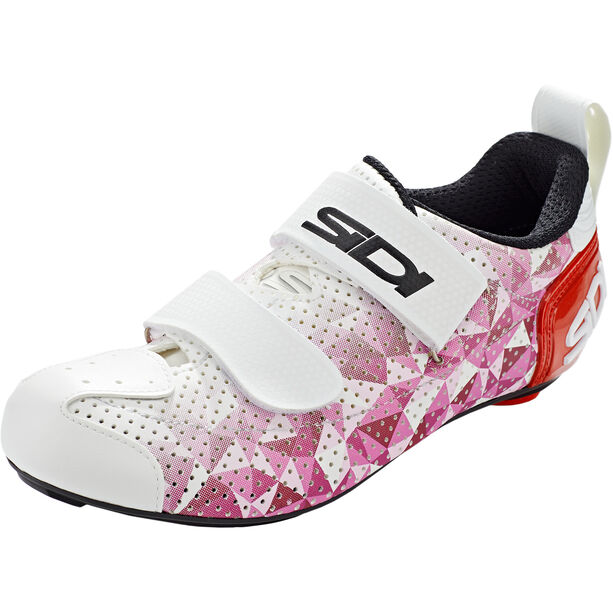 Sidi T-5 Air Schuhe Damen pink/red/white
