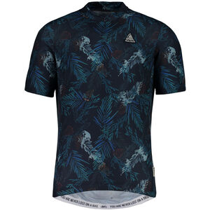 Maloja TaraspM. Shortsleeve Bike Jersey Herren mountain lake mountain lake