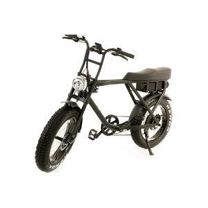 """bulletboards Bullet Bike 20"""" black matte black matte"""