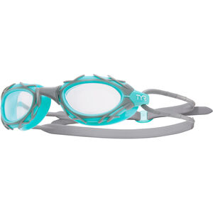 TYR Nest Pro Nano Goggles clear/mint clear/mint
