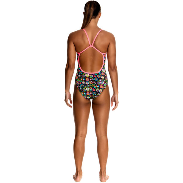 Funkita Single Strap One Piece Swimsuit Damen Bugalugs
